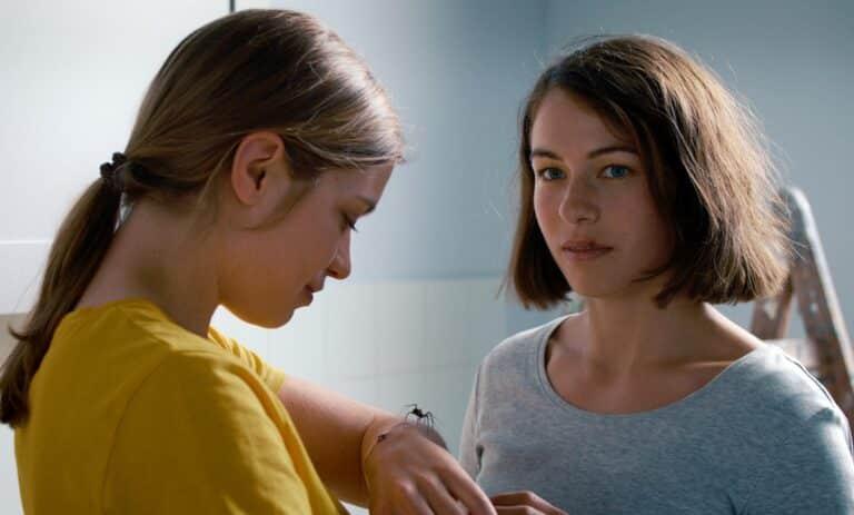 SECCIÓN OFICIAL 2021 - Das Mädchen und die Spinne - © Beauvoir Films