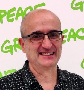 Jurado Espiga Verde - Miguel López Cabanas