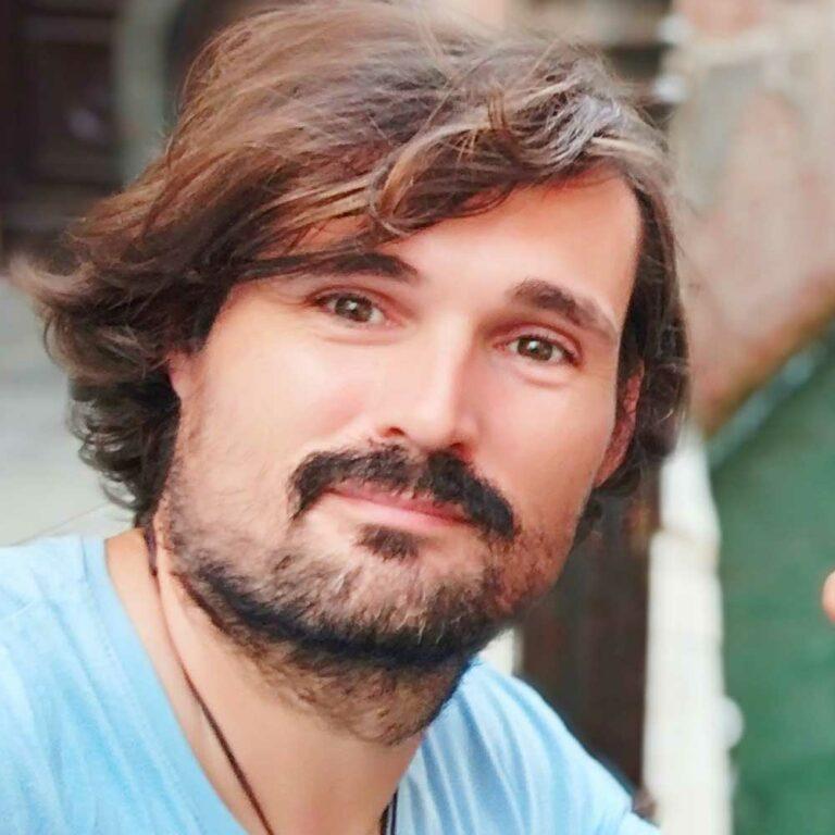Jurado Globos de Oro 2021 - David Sánchez