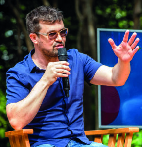 Jurado Internacional 2021 - Javier Porta Fouz