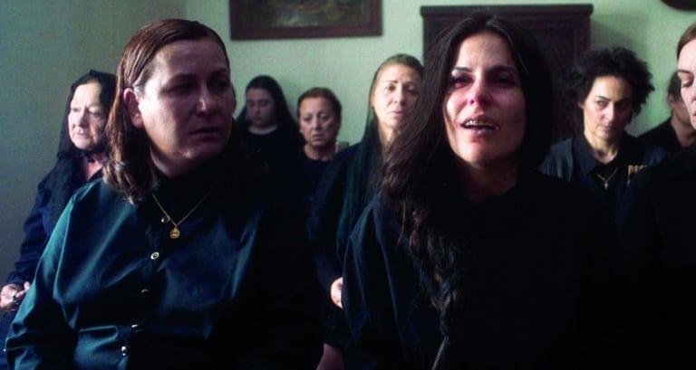 SPANISH CINEMA 2021 - La mancha negra