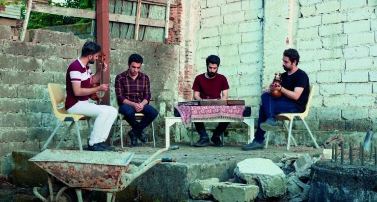 SPANISH CINEMA 2021 - Un blues per a Teheran
